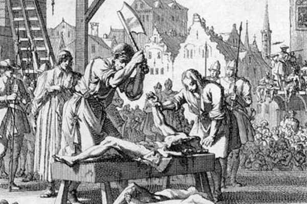 esecuzione pena capitale
