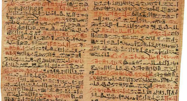Papiro Chirurgico di Edwin Smith