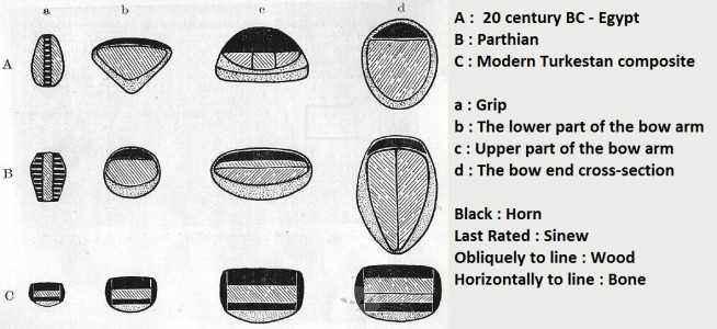 tipi di arco sezione