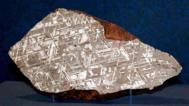 ferro meteoritico