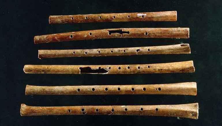 La musica di un flauto di 9.000 anni