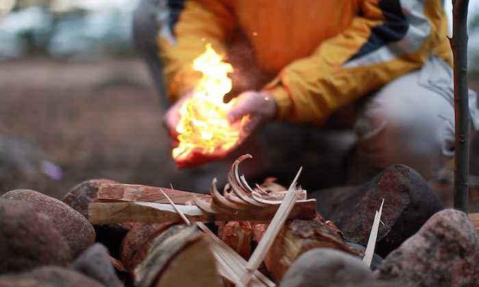 L'importanza del fuoco
