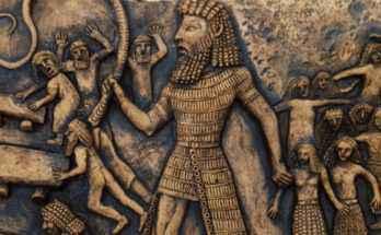 Epopea di Gilgamesh cantata