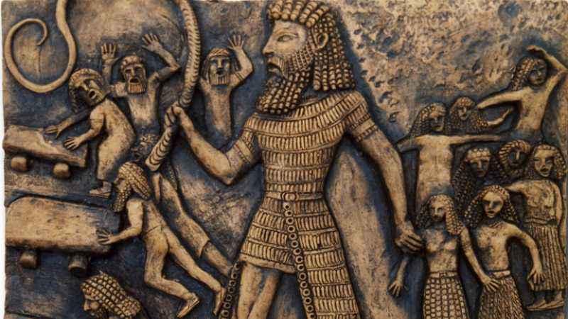 L' Epopea di Gilgamesh cantata in sumero