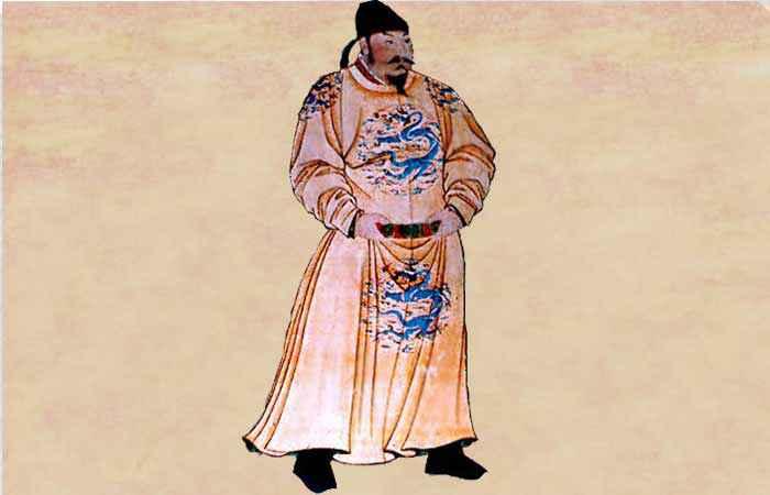 Imperatore Xuanzong avvelenato dal mercurio