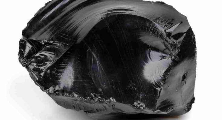 ossidiana vetro vulcanico