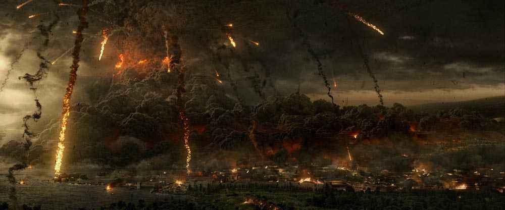 Fine del mondo Pompei