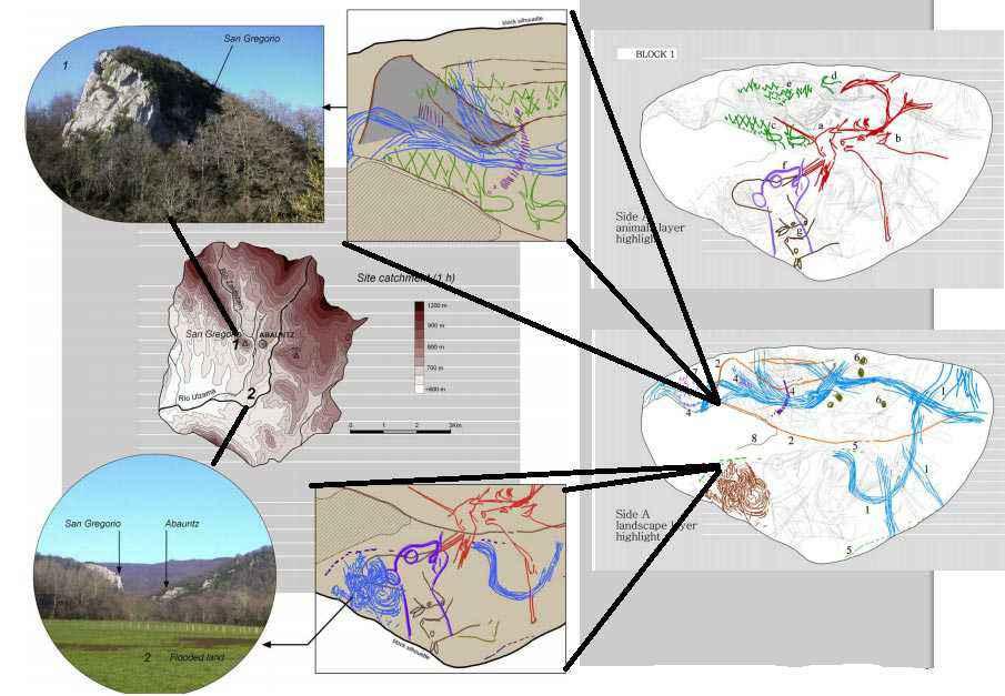 Mappa di pietra