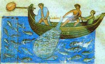 Trappole e reti da pesca