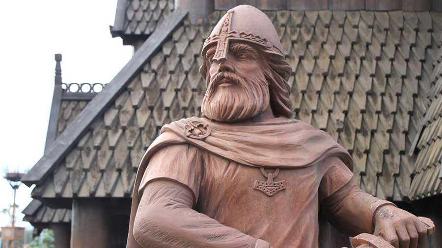 Statua di Ivar il Senz'ossa