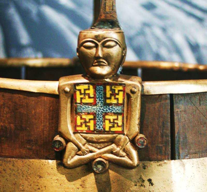 secchio di Buddha