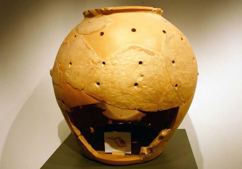 Glirarium del Museo archeologico nazionale di Chiusi