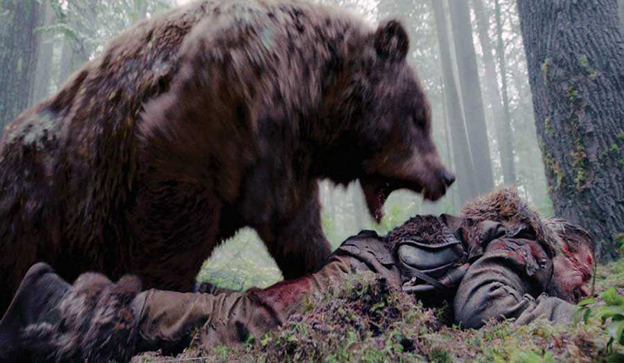 Hugh Glass e il grizzly
