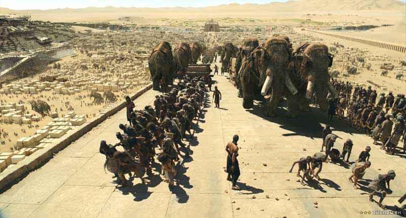 10.000 AC mammut