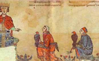Falconeria e Federico II