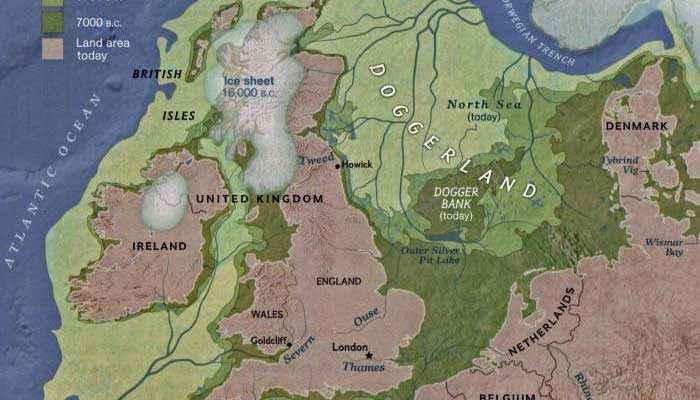 Doggerland nel mesolitico