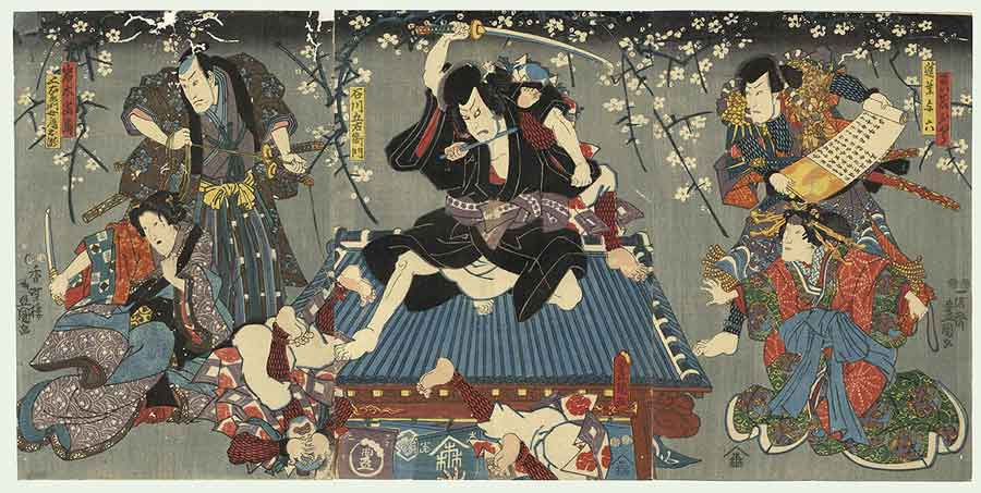 Bushido e samurai, mito e realtà