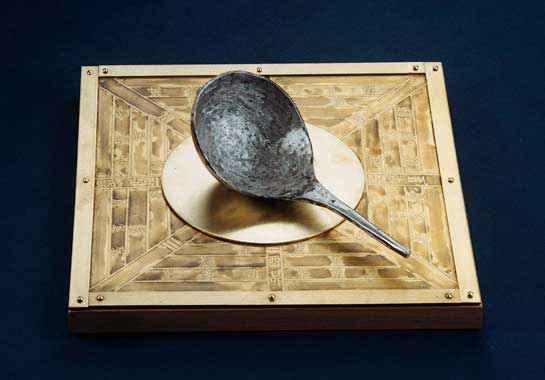 Riproduzione del cucchiaio magnetico cinese