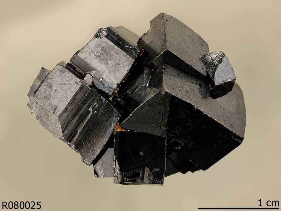 Cristalli di magnetite