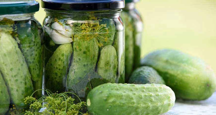 conservazione alimenti salamoia