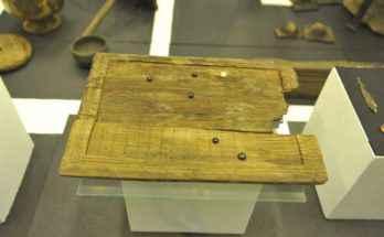 Antico gioco da tavolo romano