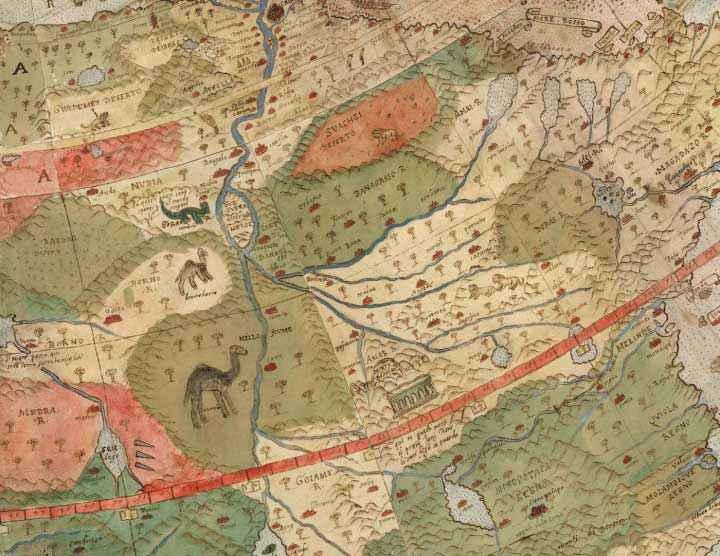 Tavole XIV e XV unite: Africa Centrale