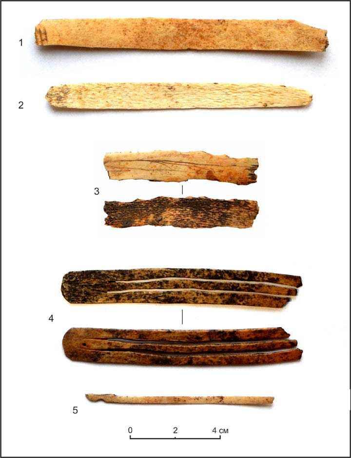 I cinque scacciapensieri scoperti da Borodovsky
