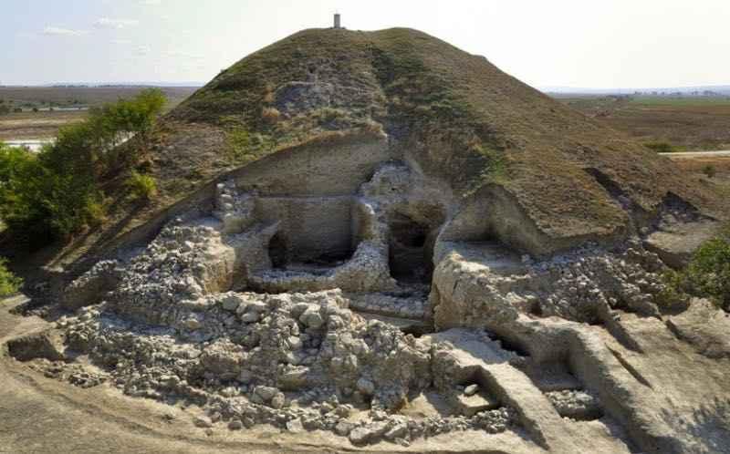 Solnitsata, antico insediamento nato attorno all'estrazione del sale