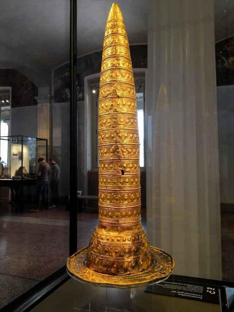 Cappello d'oro di Berlino