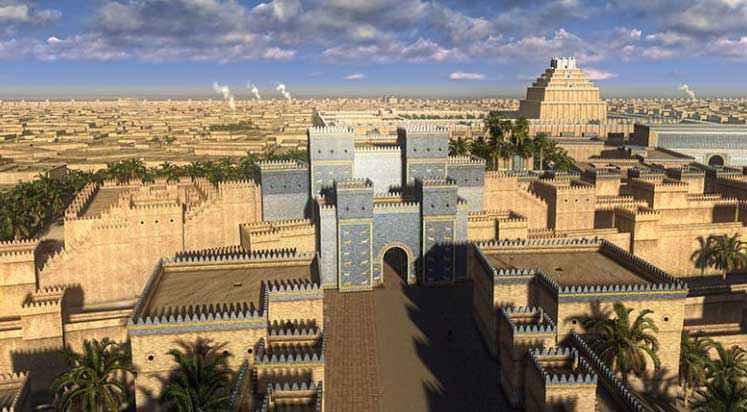 Le più grandi e popolose città dell'antichità fino al X secolo