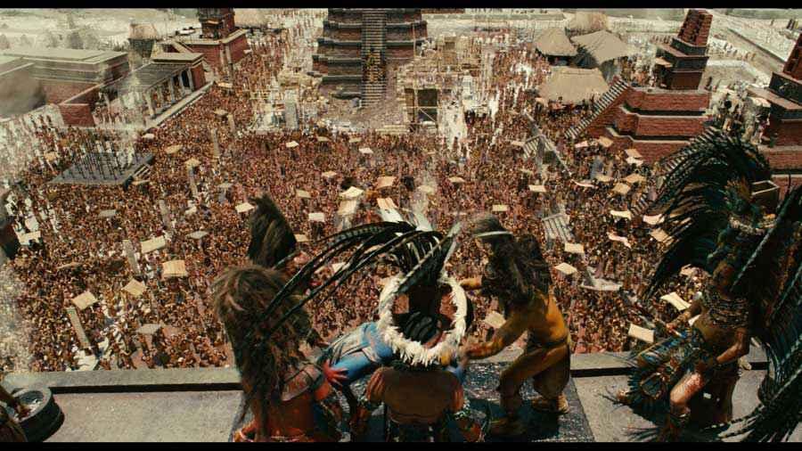 Film storicamente inaccurati - Apocalypto