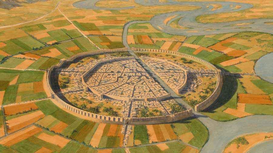 Le più grandi città dell' antichità: Mari