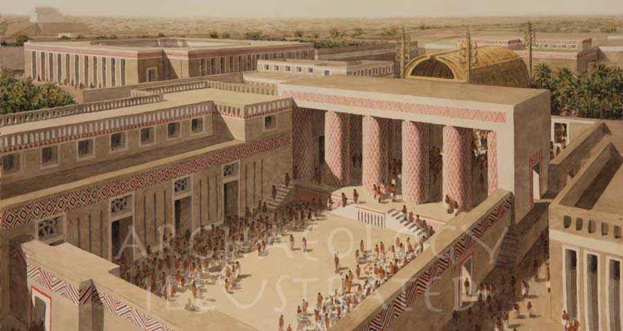 Le più grandi città dell' antichità: Uruk