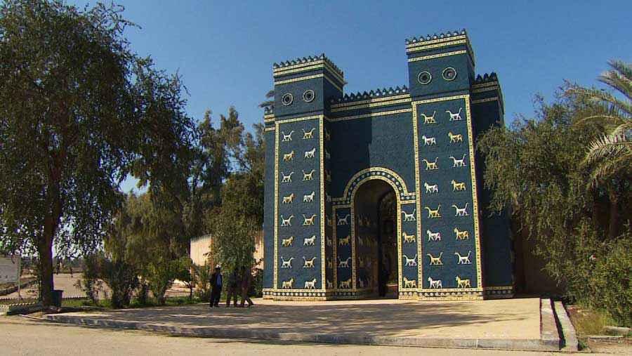 Le più grandi città dell' antichità: Babilonia