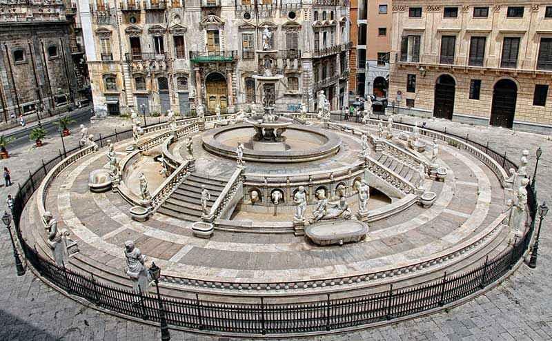 Le più grandi città dell' antichità: Palermo