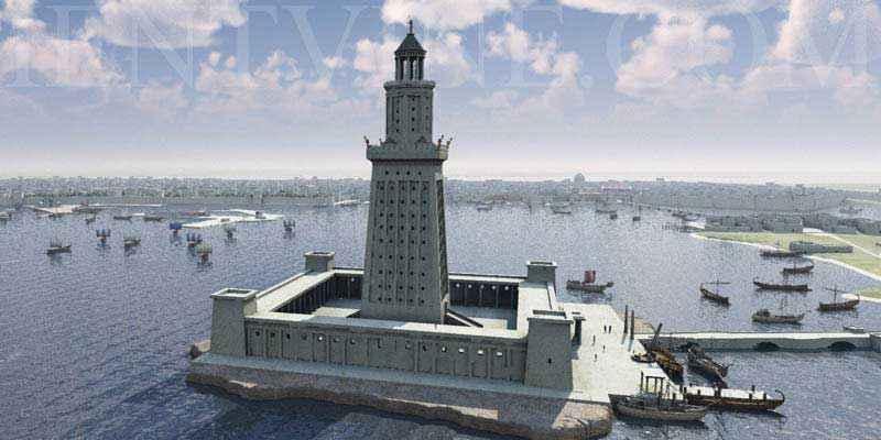 Le più grandi città dell' antichità: Alessandria
