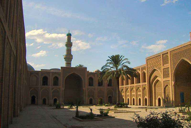 Le più grandi città dell' antichità: Bagdhad