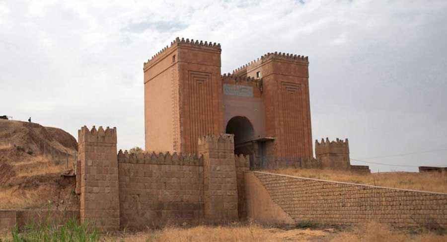 Le più grandi città dell' antichità: Ninive