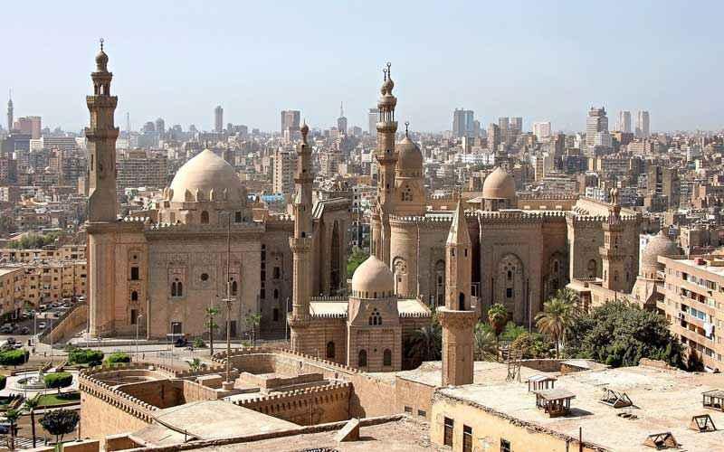 città più grandi dal X secolo: Il Cairo