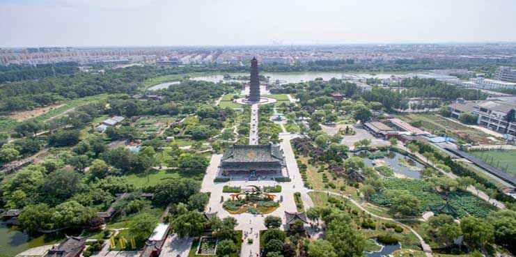 città più grandi dal X secolo: Keifeng