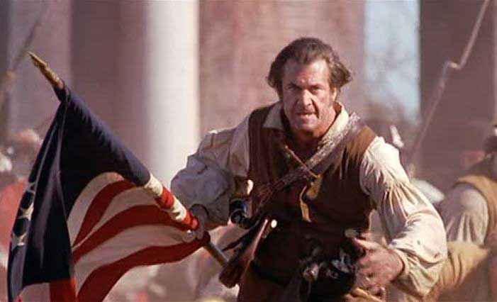 Film storicamente inaccurati - Il Patriota