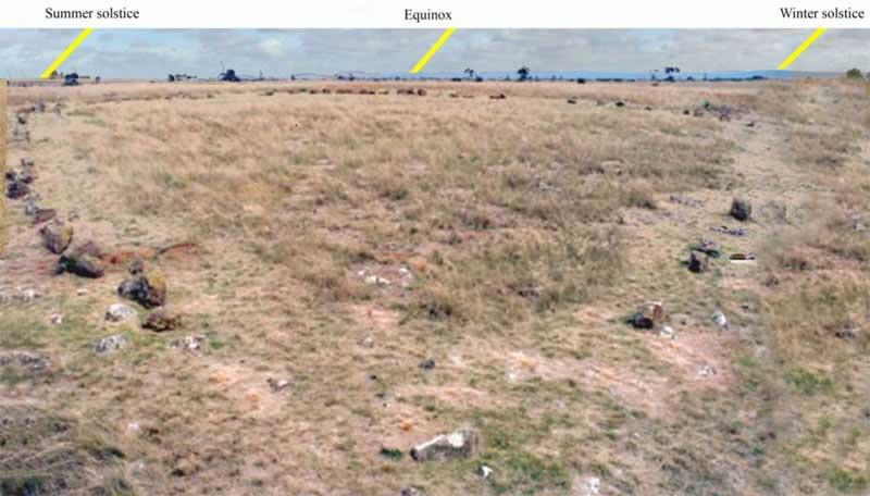 Wurdi Youang Stonehenge australiana