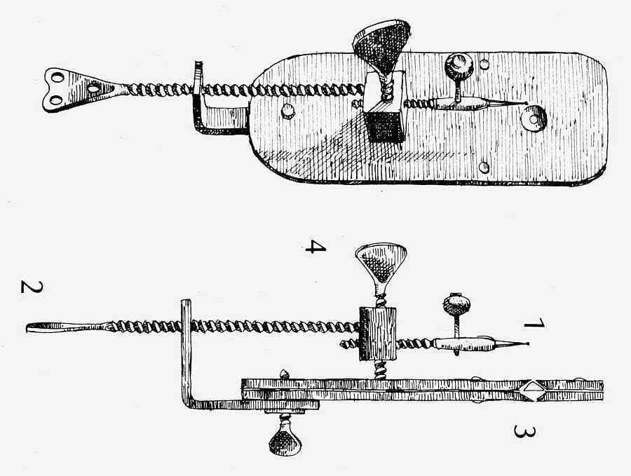 Microscopio di van Leeuwenhoek