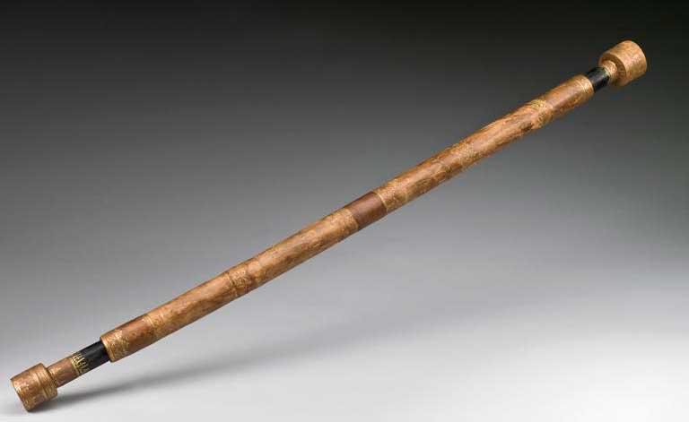 Replica del telescopio rifrattore di Galileo Galilei