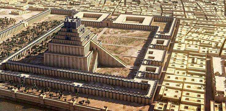 Etemenanki, la vera Torre di Babele