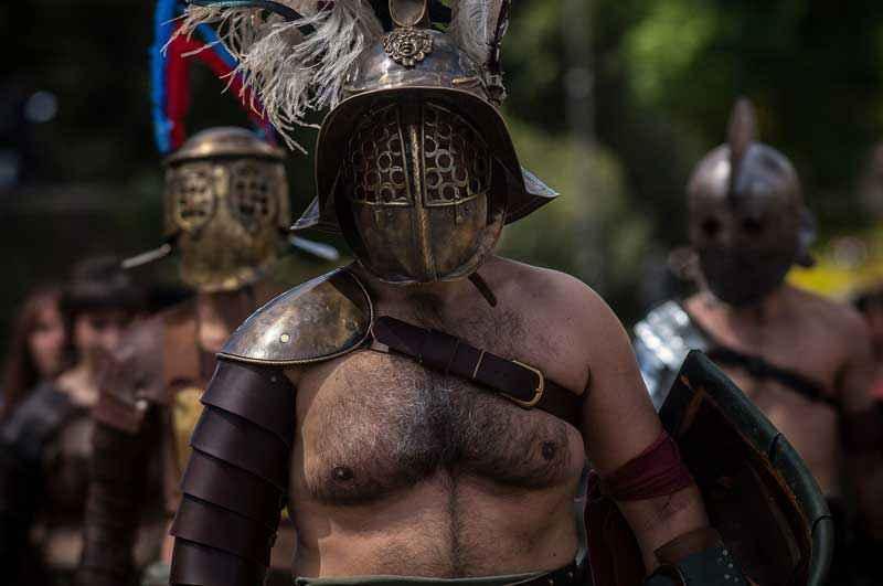 dieta dei gladiatori