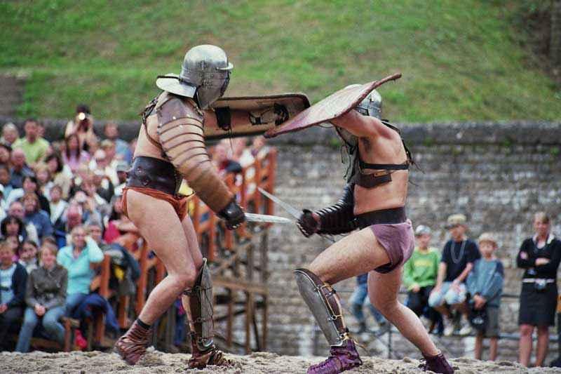 Arti marziali gladiatorie