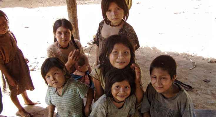 Bambini Tsimane e linguaggio