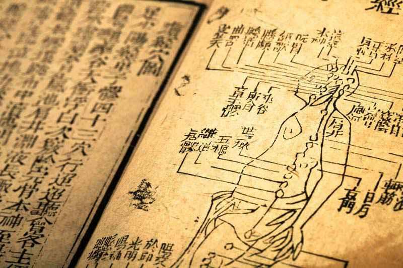 Huangdi Neijing, igiene nell'antica Cina
