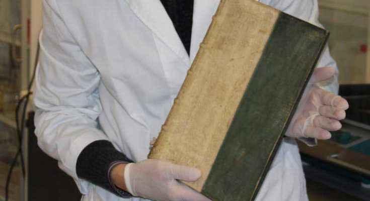 Libri avvelenati con arsenico